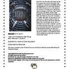 Enclave by Ann Aguirre Discussion Guide
