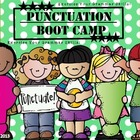 End Marks Boot Camp for Kids