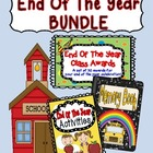 End Of The Year BUNDLE: End Of The Year Activities &amp; 30 En