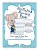End Of The Year Memory Book For Any Grade Level