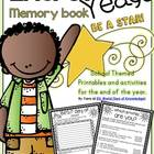 End Of Year Memory Book School Themed! For Grades K-3