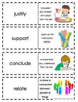End of Grade (EOG) Vocabulary Week 6
