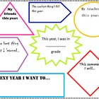 End of School Year Fun Worksheet