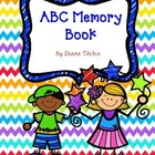 End of Year ABC Memory Book and Autograph Book