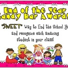 "End of Year Awards - ""Sweet"" Fun!"