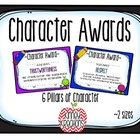 End of Year Character Awards