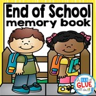 End of the School Year Memory Book