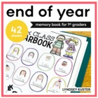 End of the Year Celebration Book