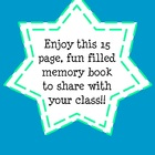 End of the Year Class Memory Book