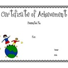 End of the Year Classroom Award