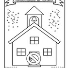 End of the Year Coloring Page {FREEBIE}
