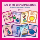 End of the Year Extravaganza Writing Craftivities - 75 p. 