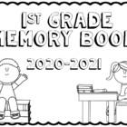 End of the Year Memory Book {1st Grade}