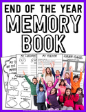 End of the Year Memory Book {20 Pages}