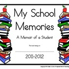 End-of-the-Year School Memory Book