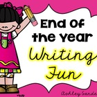 End of the Year Writing Fun