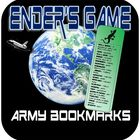 Ender's Game Army Bookmarks