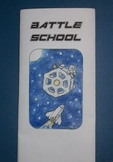 Ender's Game Activity - Battle School Brochure