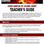 Ender's Game - The Court Martial of Colonel Graff