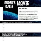 Ender's Game - The IDEAL Ender's Game Movie