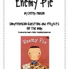 Enemy Pie, by Derek Munson, Comp. Questions and Projects  FREE