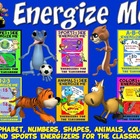 """Energize Me"" Bundle- Alphabet, Numbers, Shapes, Animals,"