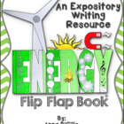 Energy Flip Flap Book - An Expository Writing Resource