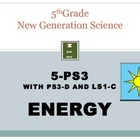 Energy: Next Generation Science/5th Grade: 5-PS-3