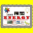 Energy  Power Point Presentation