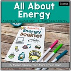 Energy Unit: Flap Books, Experiments, Visual Aids & More...