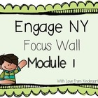 Engage NY Math Focus Wall Posters