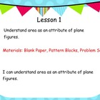 Engage Ny SMART board Third Grade Math Module 4 Lesson 1