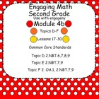 Engaging Math Module 4B for Second Grade Smart Board