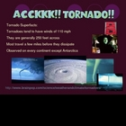 Engaging Severe Storms &amp; Natural Disasters Powerpoint