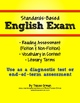 English Exam Reading and Vocabulary Assessment