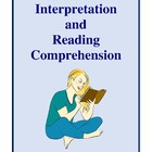 English Reading Comprehension and Interpretation, Activiti