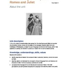 English: Transforming Shakespeare - Romeo and Juliet