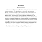 English/Literature  Pip's Dilemma  Great Expectations