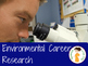 Environmental Career Research Project