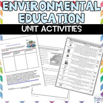 Environmental Education FULL Unit