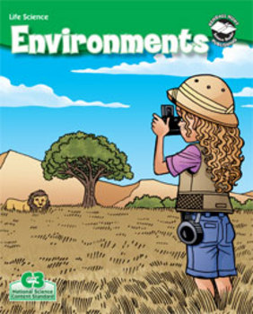 Environments Student Science Reader