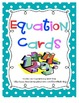 Equation Cooperative Learning Cards