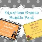 Equations Game 2 Pack