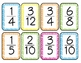 Equivalent Fractions Concentration Game