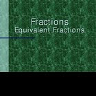 Equivalent Fractions - Elementary