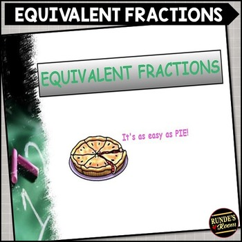 Equivalent Fractions on the SMARTboard