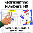 Equivalent Numbers: Names for Numbers 1-12