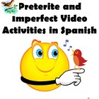 Eres Tu Mi Mama Preterite and Imperfect Activities in Spanish
