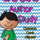 Eric Carle Author Study ~ Mini Unit  Freebie in the Downlo