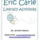 Eric Carle Literacy Activities